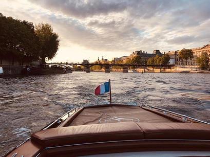 Kim vintage collection boat paris