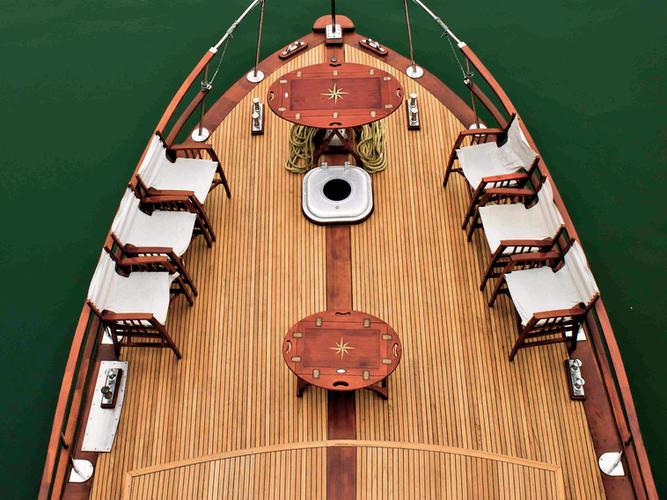 My private yacht Paris