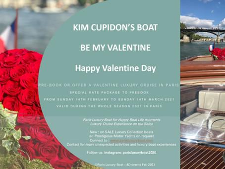 Your Valentine wishlist