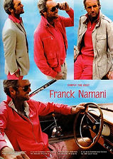 Franck Namani sur la Seine a bord du bateau KIM