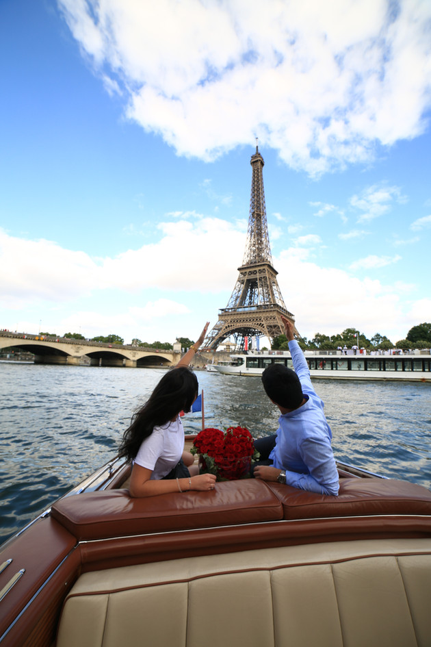 proposal on the Seine in private