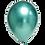 Thumbnail: Ballons Métallisé Vert x 5
