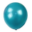 Thumbnail: Ballons Perle Nacré Bleu Canard x 5