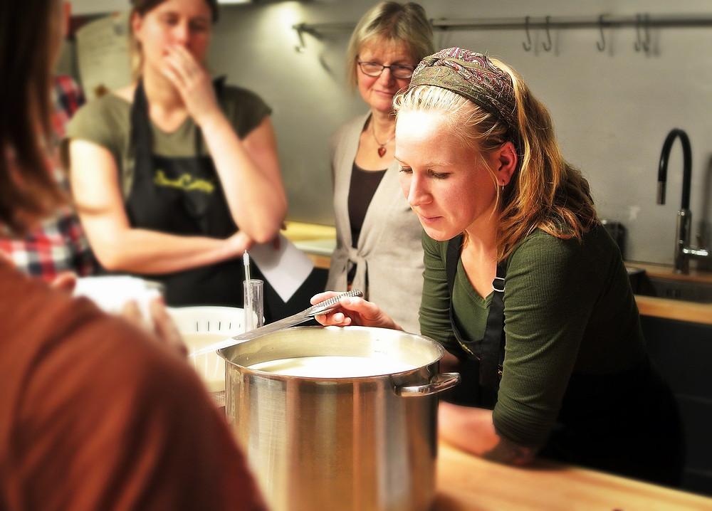 Participez à un cours de cuisine