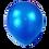 Thumbnail: Ballons Perle nacré Bleu