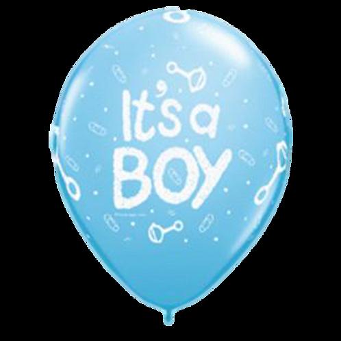 Ballons It's a Boy x 10