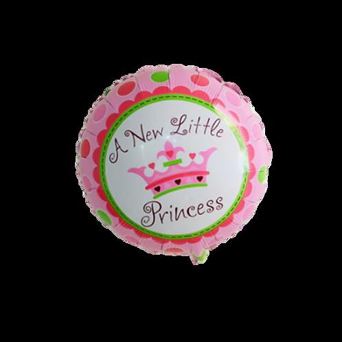 Ballon New Little Princess