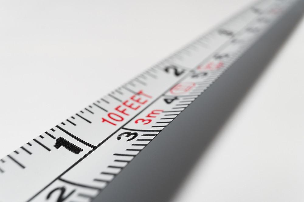 Règle de mesure