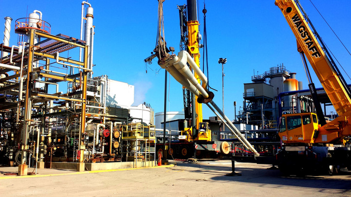 On Site Gas Production