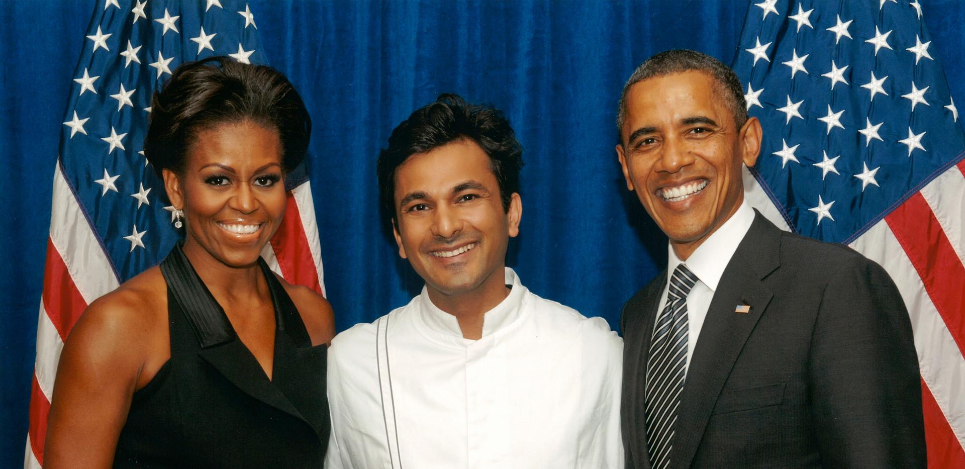 Vikas_President Obama and First Lady.jpg