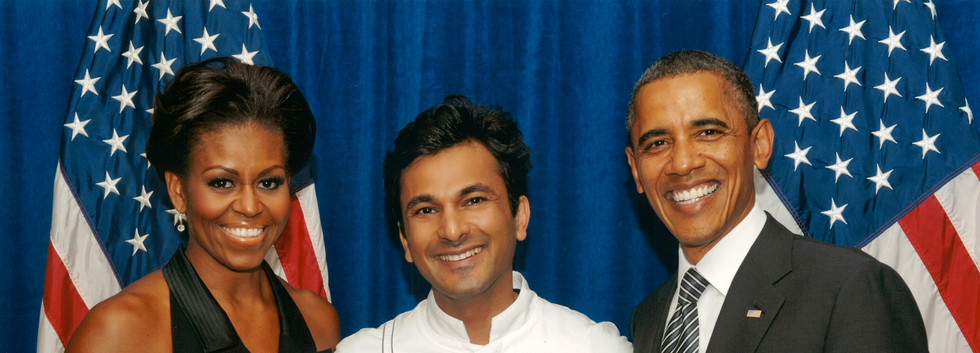 Vikas_President Obama and First Lady.jpg