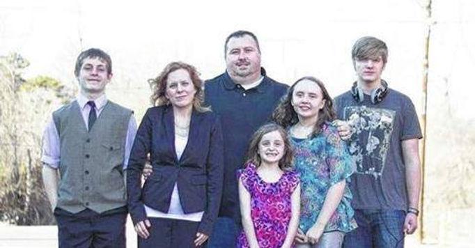 The Thornton Family