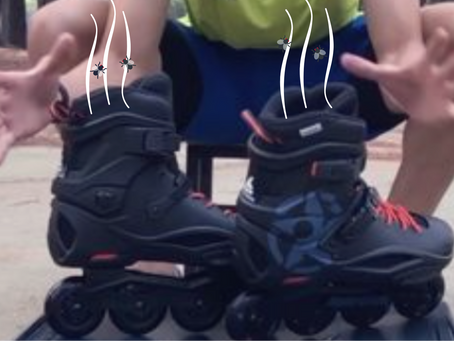 Dicas para higienizar os seus patins