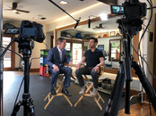 Paul Martinelli and Tony Horton