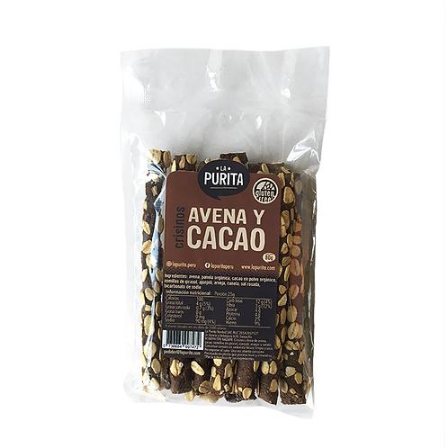 Crisinos de Avena y Cacao 80g