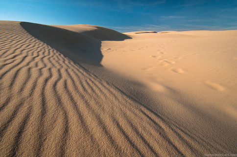 Un air de désert