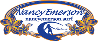 Nancy Emerson Surf- Maui Island