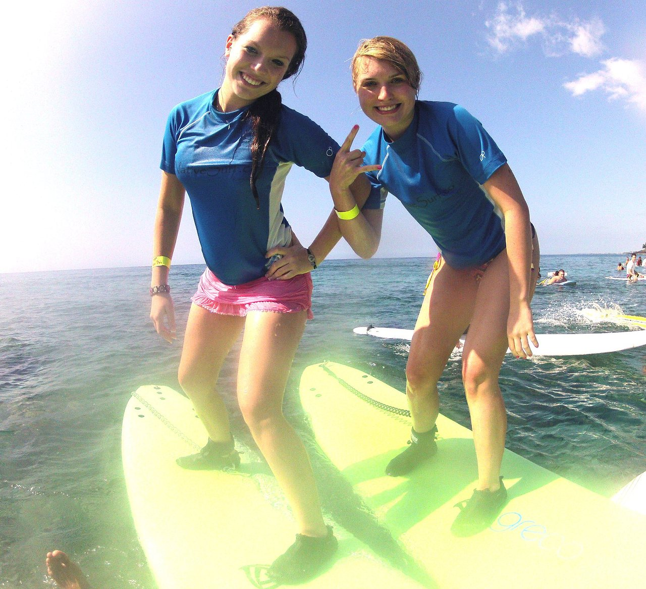 Hawaii Lifegaurd Surf Instructors