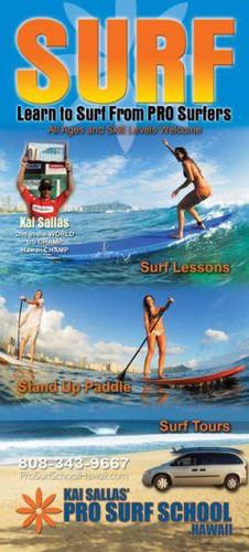 Kai Sallas pro surf school- Oahu Island