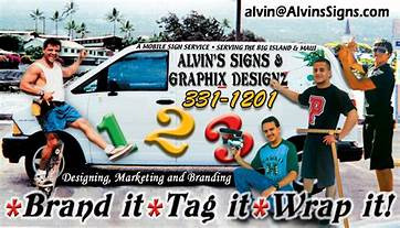 Alvins Signs and Graphix