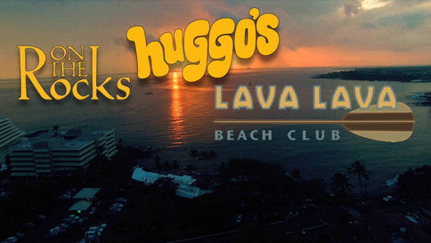 Huggo's and Lava Lava Beach Club