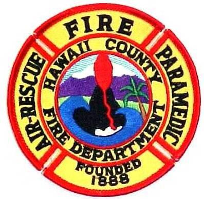 HI County Fire Department
