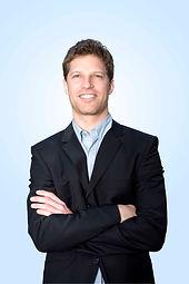 Professional Man Smiling