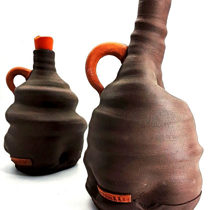CHARBON - Pot à sirop