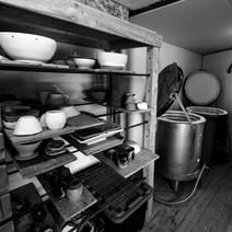 Salle de cuisson éléctrique