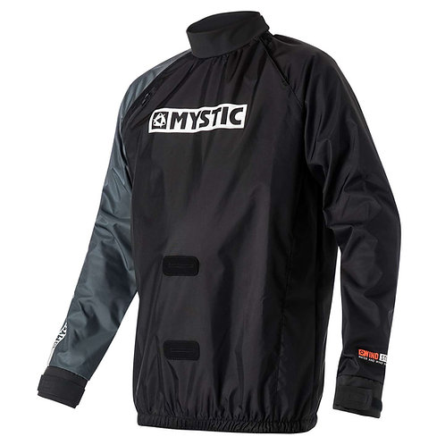 Mystic Windstopper Kite Jacket-Grey - Waterproof