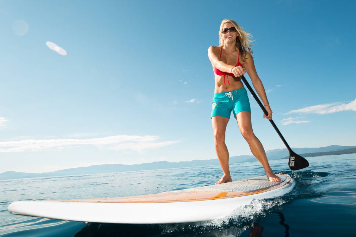 LEARN STANDUP PADDLEBOARDING