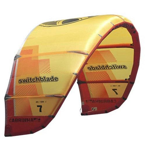 2019 Cabrinha Switchblade Kite Only 4m Kitesurfing