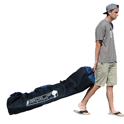 LWD Limited Golf Travel Bag for Kites and Boards