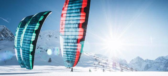 Flysurfer Kiteboarding SOUL Foil Kite Kitesurfing