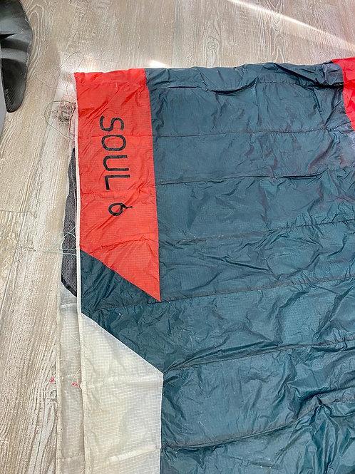 Flysurfer SOUL 6m - Great Kite Foil Kitesurfing