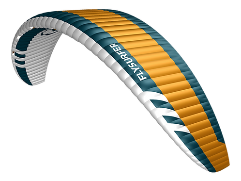 FLYSURFER New SONIC Foil Kite - ONLY KITE - Closed Cell - Kiteboarding