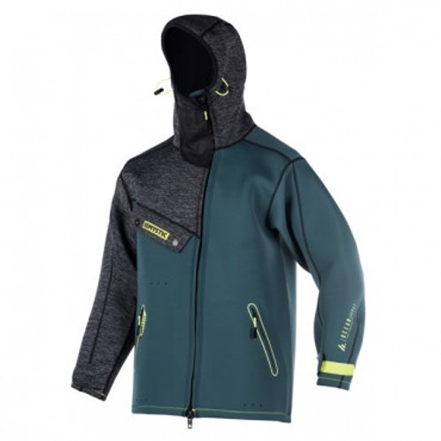 Mystic Ocean Jacket Jacket-Teal -Waterproof