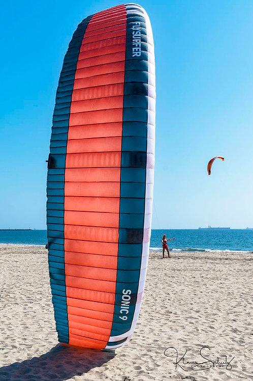 FLYSURFER New SONIC Foil Kite - ONLY KITE - Kiteboarding