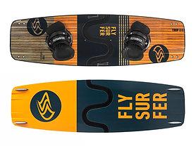 Flysurfer New SplitBoard - The Trip Kiteboard - Complete