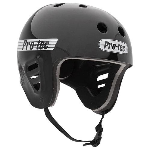 Pro-Tec Helmet Full Cut Water - Gloss Black (2018) w/clip