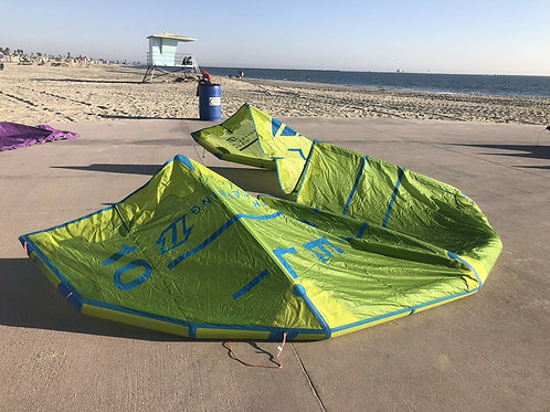 Used North Rebel Kite & Kitebar Complete