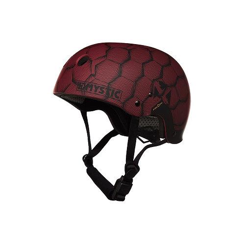 Mystic MK8 - HELMET L Dark Red on Sale!
