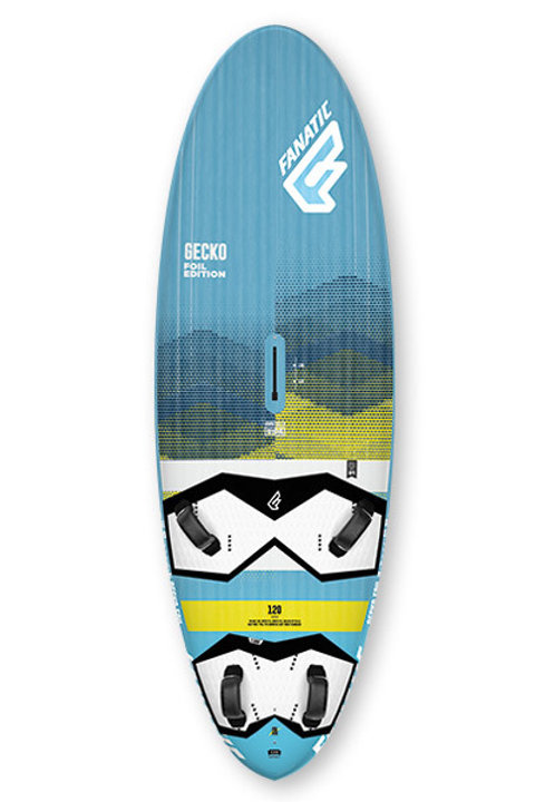 2018 Fanatic Gecko Foil Edition windsurfing board