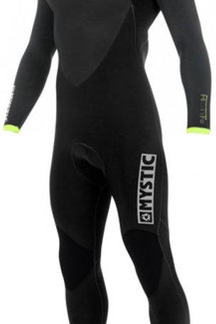 2018 Mystic Majestic 5/4 Full BZ Wetsuit - Black