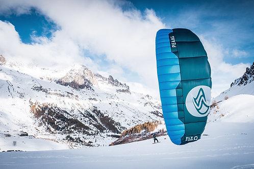 Flysurfer Peak4 foil Kite Snowkite Landkite