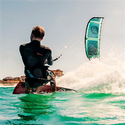 Holiday Sale ONE Flysurfer BOOST3 - LEI Kite 13 meter - Only One at this price!