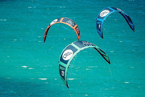 ONE Flysurfer BOOST3 - LEI Kite 13 meter - Only One at this price!
