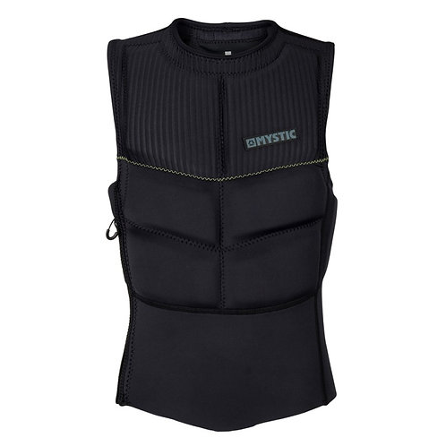 Mystic Foil Impact Vest Szip - Kitesurf Wakeboard Windsurf Size Small