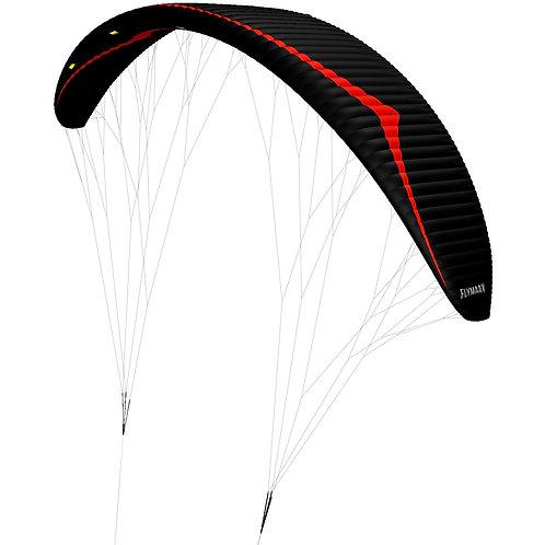 FLYMAAX BOOM V2 Foil race Kite Kitesurfing