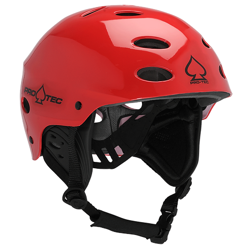 Pro-Tec Helmet Ace Water Rescue - Gloss Red